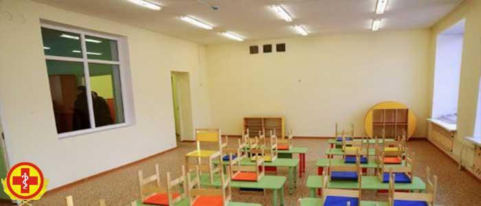Как проводится дезинфекция в детских садах
