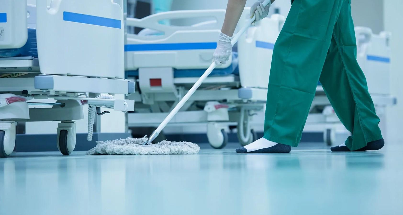 Дезинфекция медицинских помещений