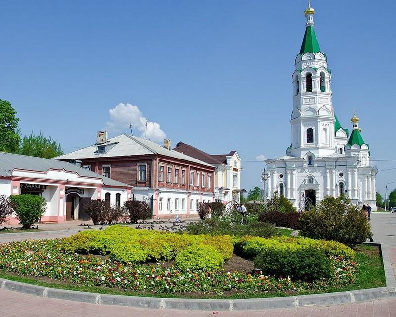 Егорьевск московская область