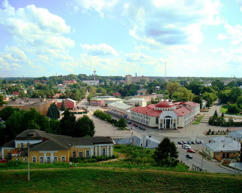 Волоколамск город